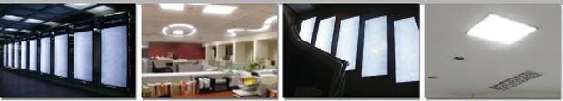 照明/屋内の照明器具としての写真