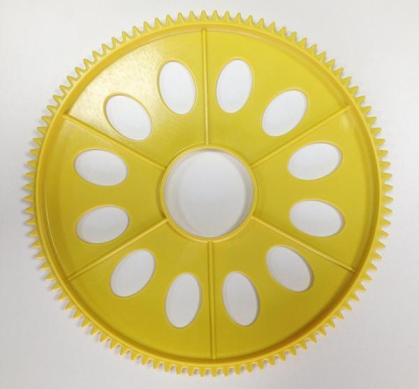 小型サイズ卵枠の写真